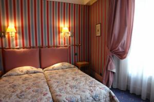 Rom på Hotel Le Madison