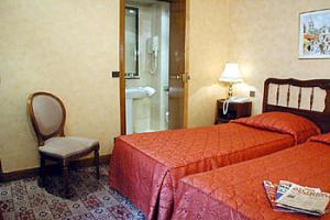Rom på Hotel Saint Christophe