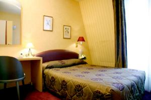 Rom på Splendid Hotel